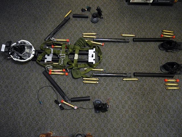 Construction Exoskeleton